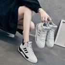 小白鞋 女真皮2020秋冬新款女鞋牛皮休閑運動鞋情侶鞋潮女百搭【新年禮物】