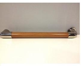 【通用無障礙】無障礙 安全扶手 塑木 一字型扶手 (長度1米)