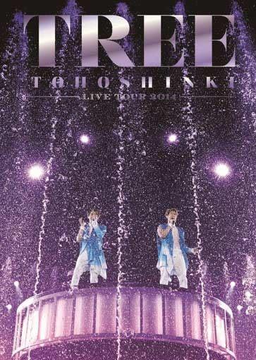 東方神起 2014巡迴演唱會 神起樹語 DVD 三片裝 (音樂影片購)