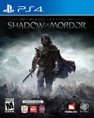 PS4 中土世界:魔多之影(美版代購)