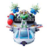 BANDAI 超合金 玩具總動員 超合體 巴斯光年太空騎警機器人_BD07906