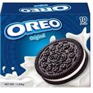 [COSCO代購] 促銷到8月6日 C126452 Oreo 奧利奧原味夾心餅乾 133公克 X 10包 6入