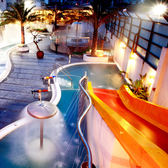 礁溪冠翔世紀溫泉會館 極上原湯戶外風呂水療SPA(需著泳裝)假日使用+$50