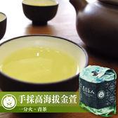 ★台灣茶人★ 手採高海拔金萱-霜冷風味 (一斤)