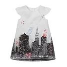 mothercare 夜景短袖洋裝-流行中心(M0C5134)3~10歲