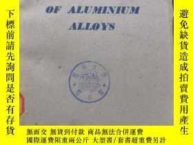 二手書博民逛書店Modern罕見methods for the analysis of aluminium alloys(P143