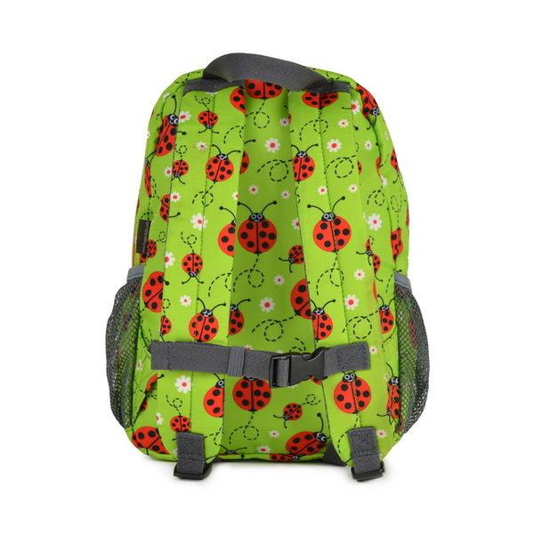 【英國 Hugger】時尚幼童背包 - 小瓢蟲