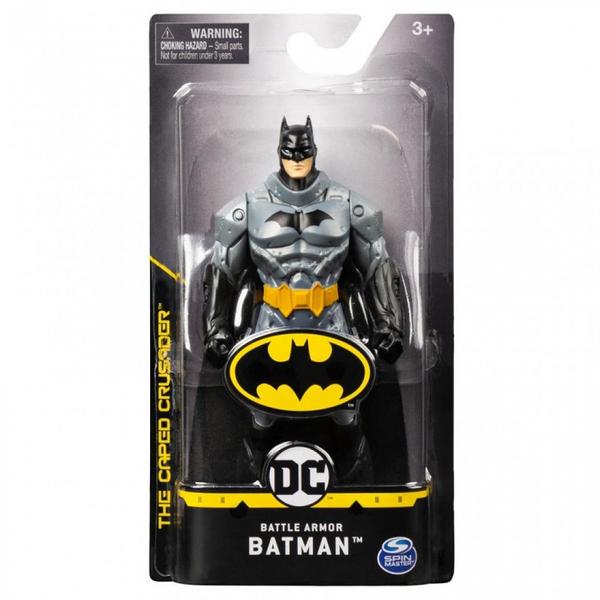 《 DC Universe 》BATMAN蝙蝠俠-6吋人偶- 戰術裝甲 / JOYBUS玩具百貨
