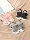 學步鞋 女寶寶夏季涼鞋男童1-2歲半嬰兒學步鞋子3小童軟底防滑包頭幼兒鞋