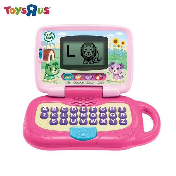 玩具反斗城 LEAPFROG 我的小筆電(粉)