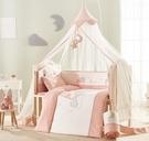 蚊帳 嬰兒床蚊帳帶支架通用新生兒寶寶蚊帳罩兒童女男全罩式折疊 夢藝家
