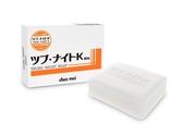 日本製~Chez moi K 角質粒 潔顏皂 80g