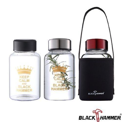 BlackHammer 亨利耐熱玻璃杯(765ml)【愛買】