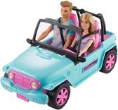 《 MATTEL 》芭比與肯尼旅行車 / JOYBUS玩具百貨