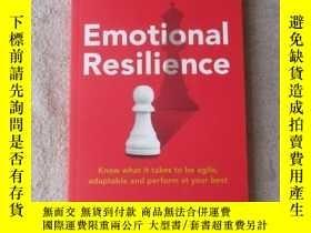 二手書博民逛書店Emotional罕見Resilience: Know What