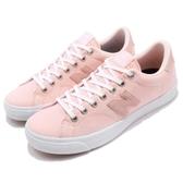 New Balance 休閒鞋 NB 210 N字鞋 粉紅 白 帆布 平底鞋 韓系 復古 運動鞋 女鞋【PUMP306】 AM210TAPD