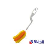 Richell利其爾 - 360度旋轉可拆式奶瓶刷