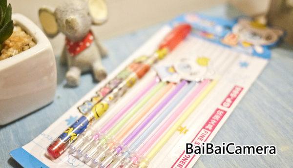 BaiBaiCamera DIY 水粉筆一套 另售 簽字筆 壓花器 邊框貼 空白拍立得底片 mini 8 mini25