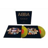 【停看聽音響唱片】【黑膠LP】 ABBA 阿巴合唱團(180克黃金色彩膠唱片)