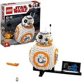 LEGO 樂高 星球大戰 BB-8 75187