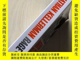二手書博民逛書店RAGE罕見(英文原版)Y261601 Jonathan Kel