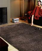 范登伯格 嘉年華絨毛蓬鬆長毛地毯-(棕44) 160x240cm