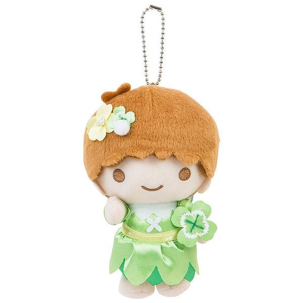 【震撼精品百貨】Little Twin Stars KiKi&LaLa 雙子星小天使~雙星仙子玩偶吊飾(奇奇)FRY