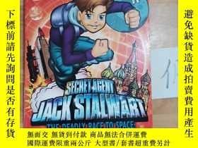 二手書博民逛書店SECRET罕見AGENT JACK STALWARTY15335