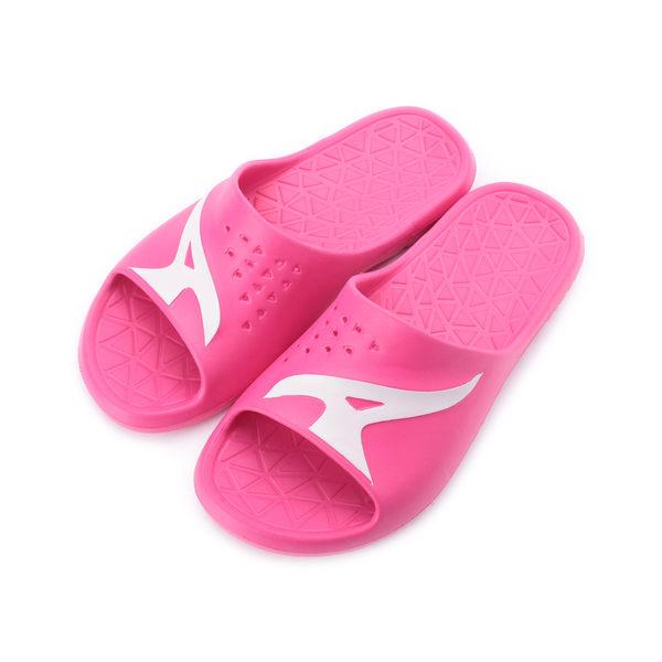 AIRWALK 一體成型輕量拖鞋 粉 A755220342 女鞋 鞋全家福