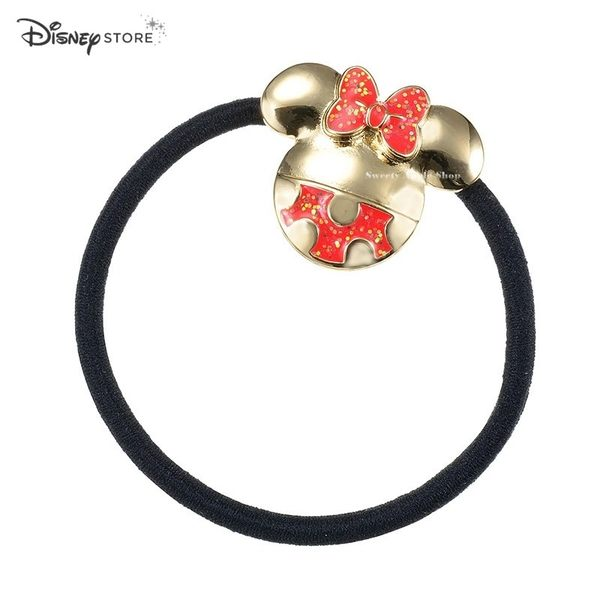 日本 Disney Store 迪士尼商店 限定 米妮 髮束