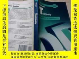 二手書博民逛書店dan罕見ciampa total quality a user