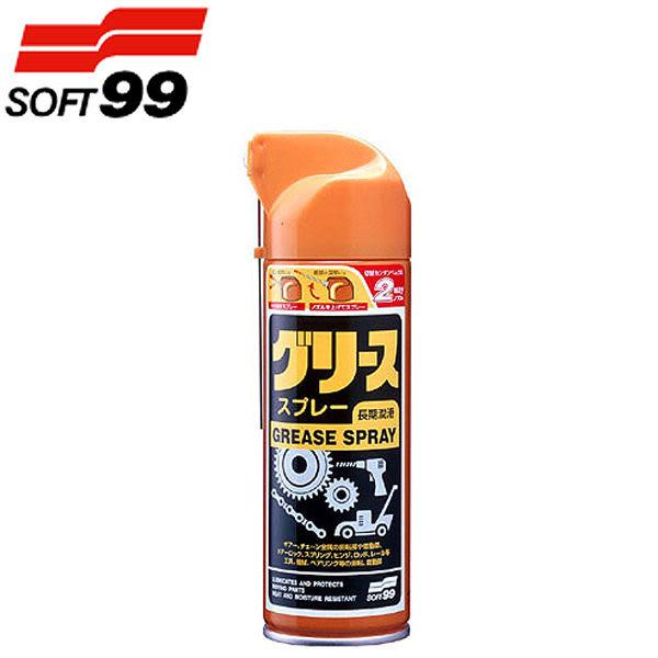 【旭益汽車百貨】SOFT 99 新牛油潤滑劑