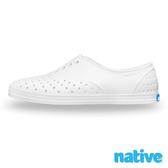 native JERICHO 修身鞋-貝殼白(女)