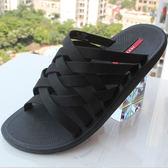 休閒拖鞋居家涼拖鞋一字拖越南拖鞋男個性正版潮流涼鞋沙灘鞋夏季