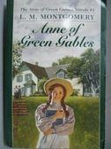 【書寶二手書T7/原文小說_LDE】Anne of Green Gables