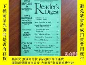 二手書博民逛書店Reader s罕見Digest Large-Type Edit