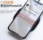 iphoneX無線充電器蘋果手機快充專用【3C玩家】