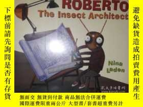 二手書博民逛書店Roberto罕見The Insect Architect *