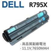 DELL 9芯 R795X 日系電芯 電池 DELL XPS 17/17 L701X 3D Series(All)