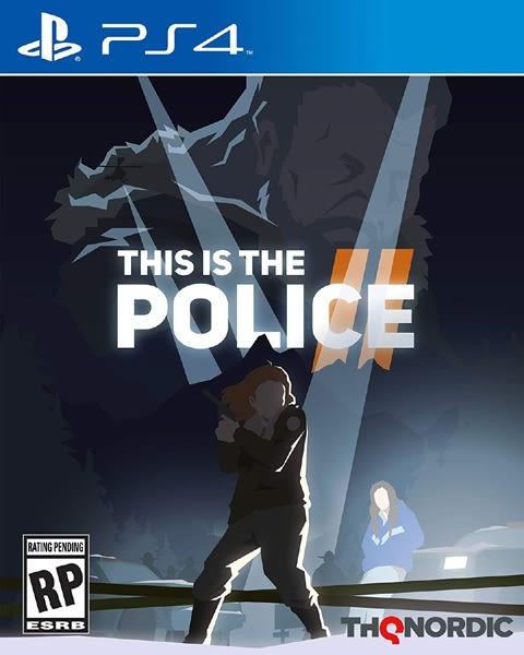 PS4 身為警察 2(美版代購)
