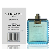 Versace Man Eau Fraiche 雲淡風輕淡香水 100ml Tester 包裝