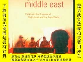 二手書博民逛書店filming罕見the modern middle eastY
