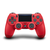 [哈GAME族]免運費 可刷卡 公司貨 PS4 SONY DUALSHOCK 4 光條觸控版 新款 無線控制器 紅色