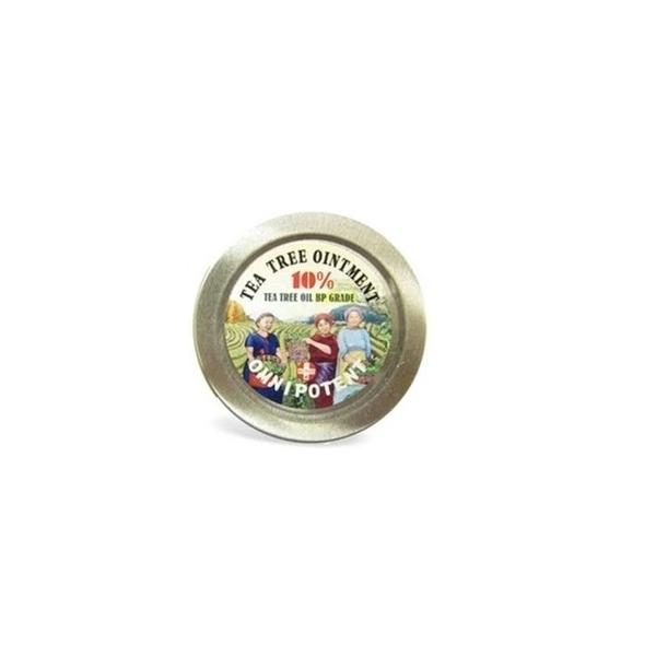 【AUS LIFE 澳思萊】全效舒緩神奇茶樹霜0.33FL 效期2024.02【淨妍美肌】