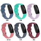 Fitbit inspire 2 智能手錶 矽膠錶帶