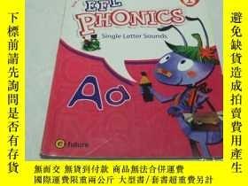 二手書博民逛書店EFL罕見PHONICS 1 Single Letter Sou