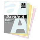 【奇奇文具】Double A 五色多功能紙 A4/80P 500張