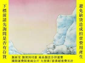二手書博民逛書店Little罕見Polar Bear Finds a Frien