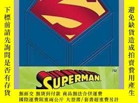 二手書博民逛書店Superman罕見Hardcover Ruled JournalY410016 Daniel Wallace