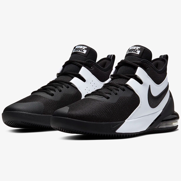 Nike Air Max Impact 男鞋 籃球 氣墊 避震 穩定 黑 白 【運動世界】CI1396-004